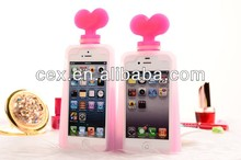 For Apple iPhone 5 5s High Quality Silicone Soft Perfume Case