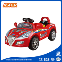 Licensed 6v Battery Powered RC Ride On Car modern design battery operated electro car kids
