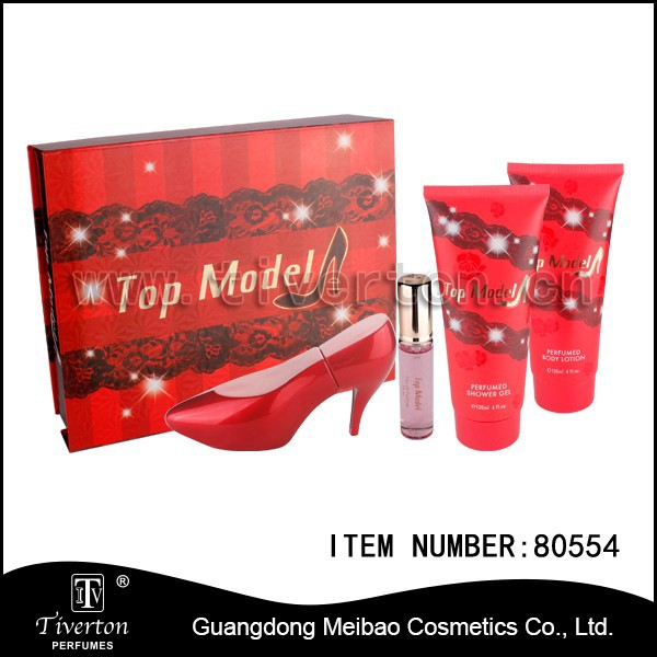 Top model perfumes and fragrances gift sets