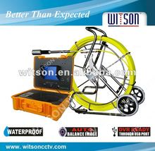 WITSON Recordable Pipe Sewer Inspection Cameras with Distance Counting Function