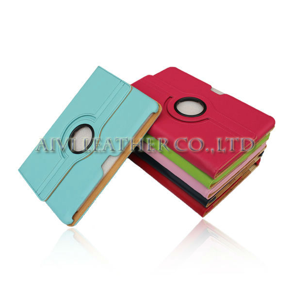 For samsung p5100 case,Rotating case for samsung galaxy tab 2 10.1 p5100 p5110