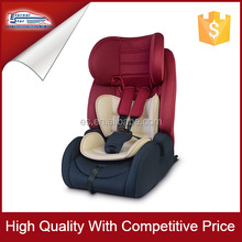 ISOFIX Baby car seat with ECER44/04 approval