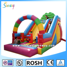 2016 Newest Large Adult Size Inflatable Water Slide, Jumbo Water Slide Inflatable