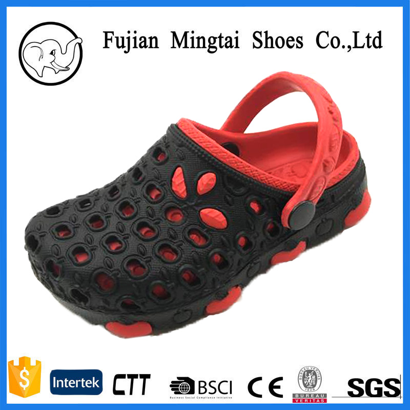 most popular products rubber garden kid shoe clogs china