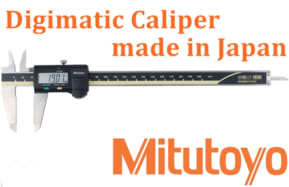 Mitutoyo Vernier Digital Caliper made in Japan
