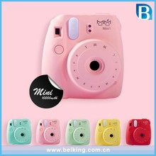 Cute Mini Camera Portable Power Bank, Candy Color Sweet Powerbank 10000mAh Christmas Gift