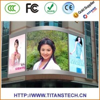 New Products Made In China Alibaba p10 outdoor led matrix displays