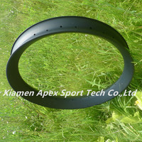 APEX carbon fat bike rim fat bike wheel with factory price