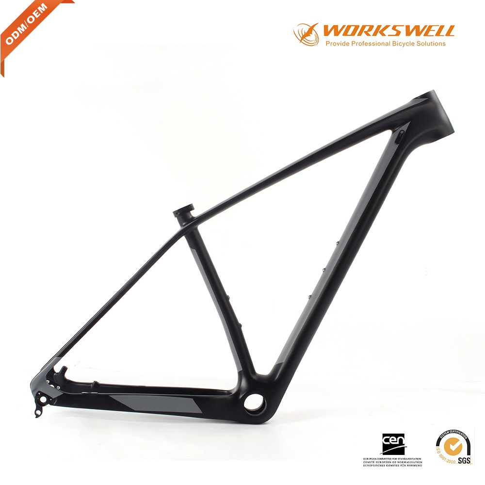 2016 unique chinese carbon mtb bike frame with your name