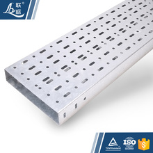 High Corrosion - Resistant Outdoor Stainless Steel Ss 304 316 Perforated Cable Tray
