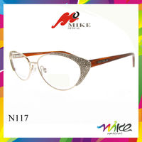 New Model Eyewear Frame Glasses Design