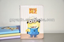 Cute Phone Case For iPad 4 Own Design Case / Unlock Smart Case For iPad 2/3/4 Customize Case