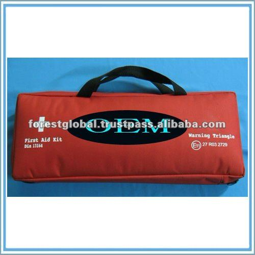 Hot Car Emergency Kit/First Aid Kit