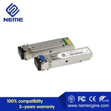 1000BASE-LX/LH SFP 1310nm 20km SM Transceiver