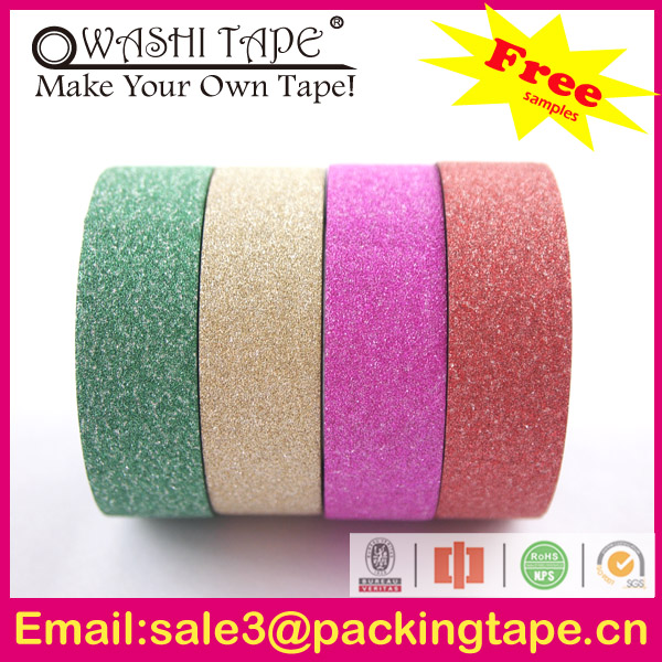 decorative ribbon/tape made in China SGS