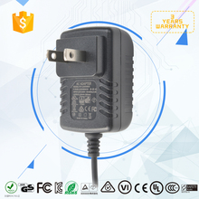 DOE VI plug-in power adapter 10v 1.2a 1.3a 1.5a ac dc power supply for led rechargeable flashlight