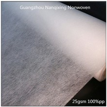 Nonwoven fabric for table cloth/shopping bag/interlining