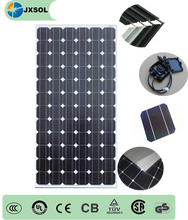 A grade cell solar panel high efficiency 300watt mono pv panel