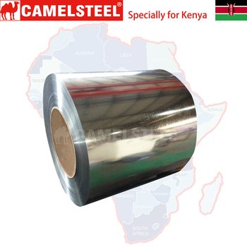 Special Roofing Material galvanized steel coil for Kenya