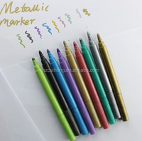 metalic color ink Chalk Marker 21 Colors----Chisel & Round Tip in Alibaba/Hot Selling 2016 New