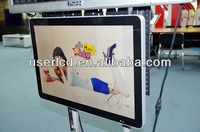 "22"" fashionable design car lcd monitor with hdmi input"