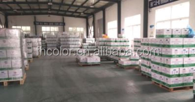 RAL 6000 Electrostatic spray thermosetting RAL color powder coating, chrome coating
