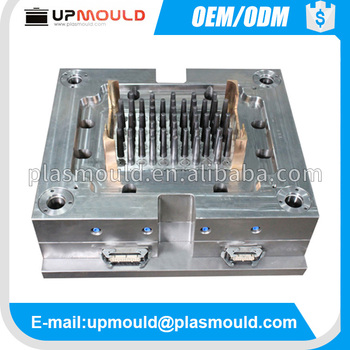 mode plastic mold plastic fruit crate mould/mold