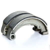 Three wheel motorcycle brake shoes manufacture