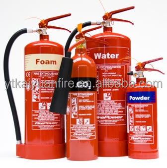 CE/EN3 Approval Portable Fire Extinguisher