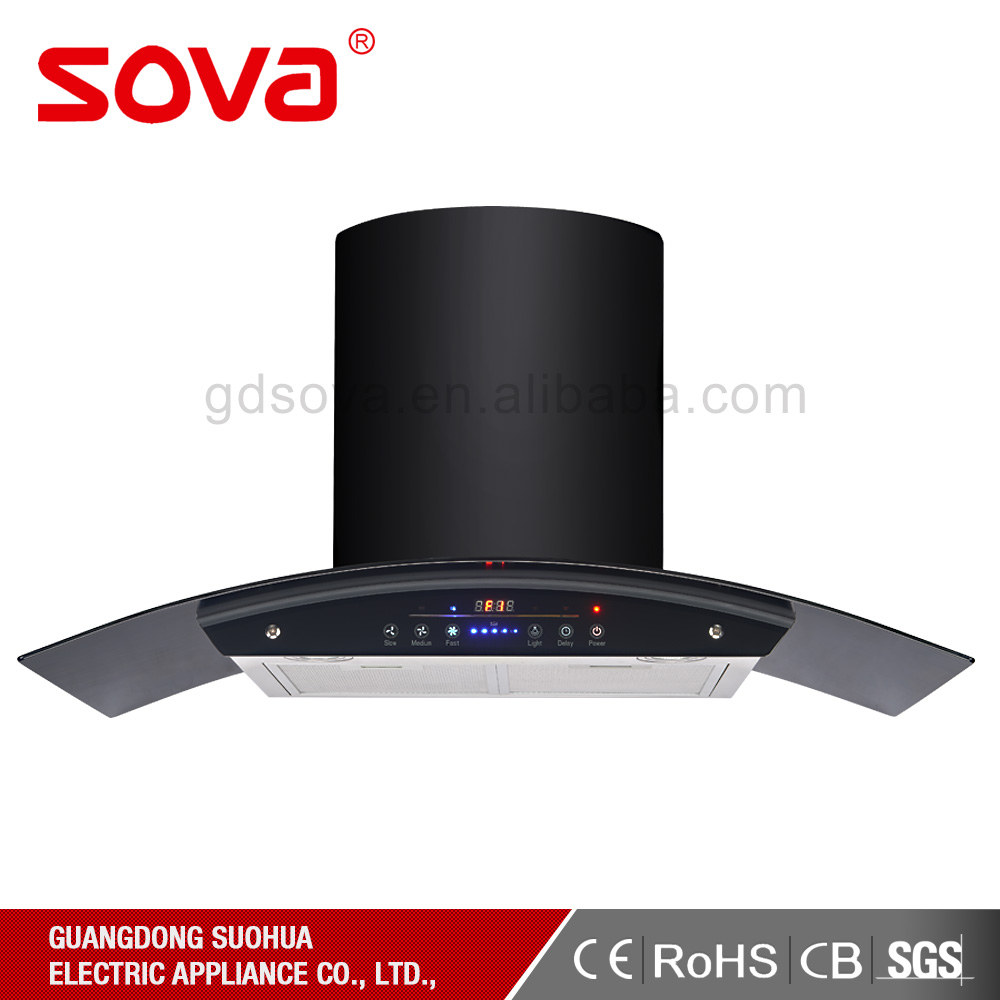 600mm kitchen hood chimney in hot sale 2017
