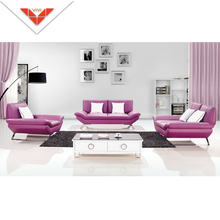 Italy design R30 vv modern Italian leather sofa set