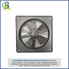 axial fan motor with ventilation inlet