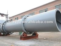 High efficiency eco-friendly wood chips rotary drum dryer