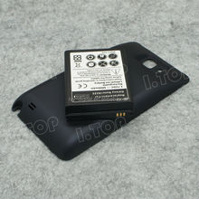 5200mAh mobile phone battery for Samsung Galaxy Note GT-N7000/I9220 Extended