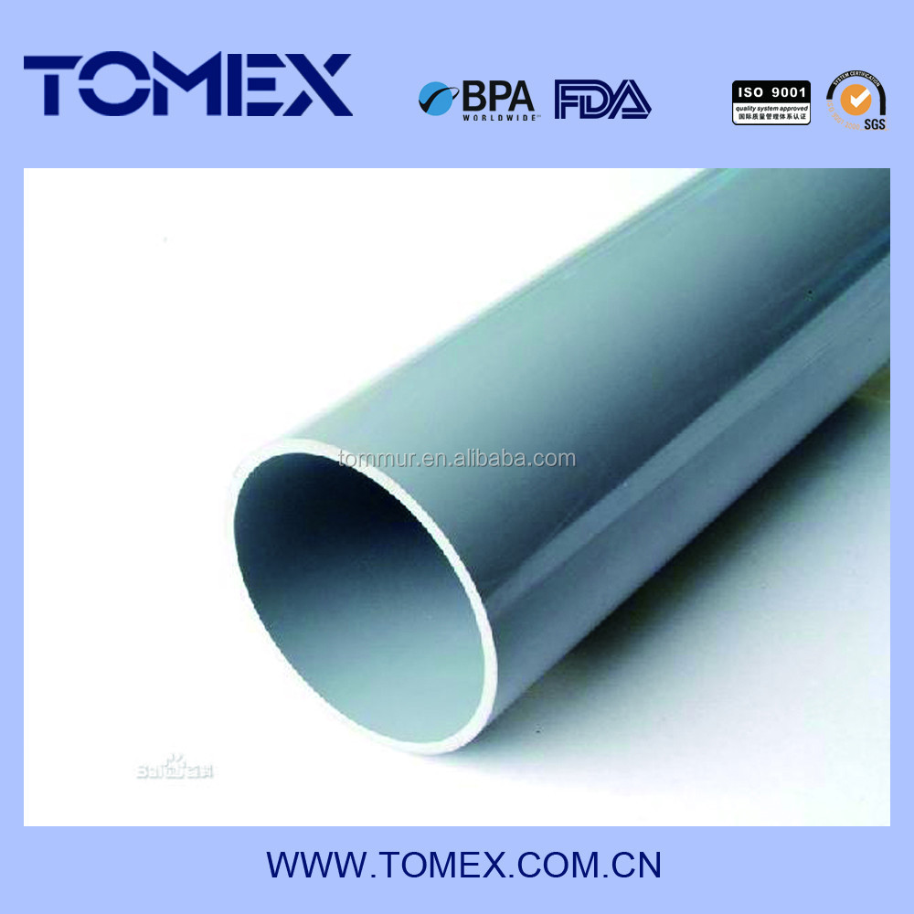 China cheapest price pvc water pipe 1 inch size buy pvc for Plastic water pipe