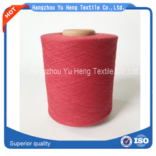 China factory recycled cotton cone yarn Ne21/1 for knitting machine