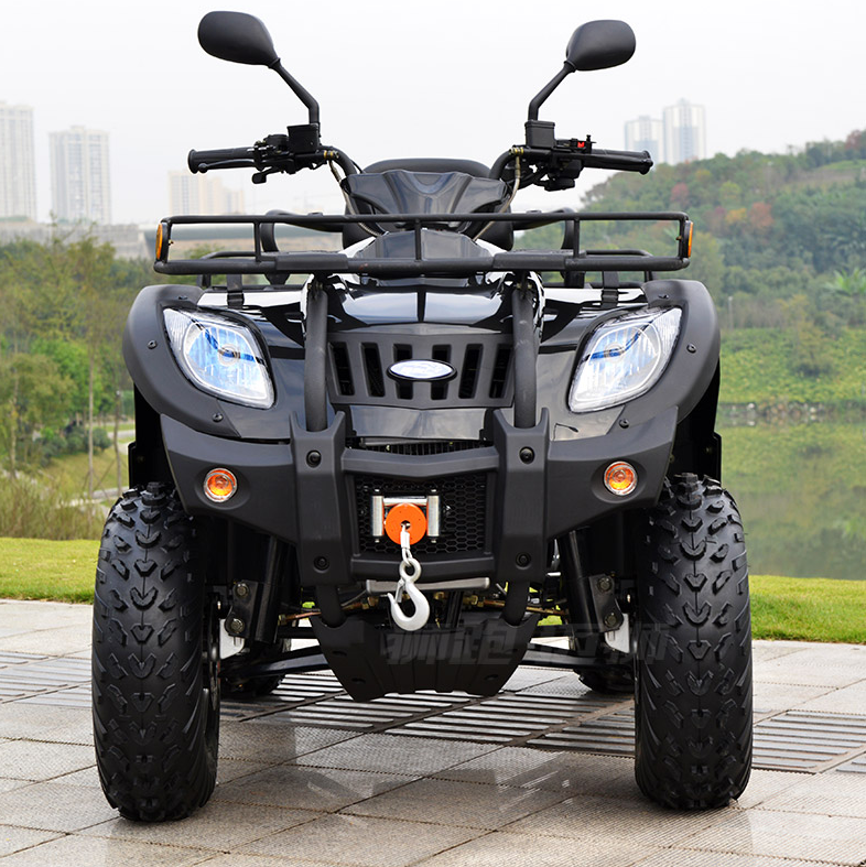 EPA EEC 125cc ATV motorcycle