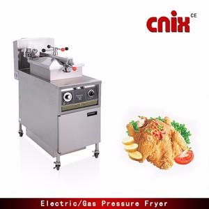 kitchen equipment restaurant chicken fryer/used broaster Pressure Fryer PFG-500
