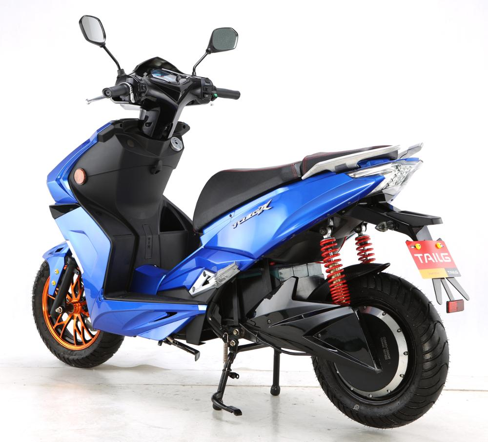 TAILG 2000-3000W 60V40Ah Lithium electric motorcycle with 70km long Range
