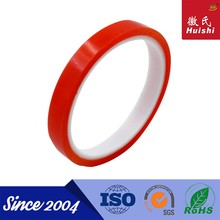 ISO9001&SGS Alibaba Express High transparent PET film waterproof double sided polyester tape with release film