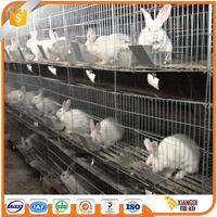 Fashion Design rabbit farming cage industrial