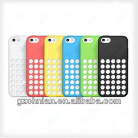 New arrival for iPhone 5c original silicon hot selling case,Paypal accept