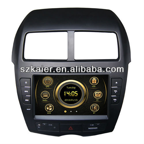car multimedia and navigation system for Mitsubishi ASX