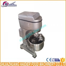 High quality automatic commercial cake planetary mixer 10 lt/ bread bakery planetary mixer machine
