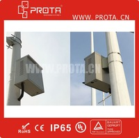 Outdoor Metal Wall Mounted Telecom Box