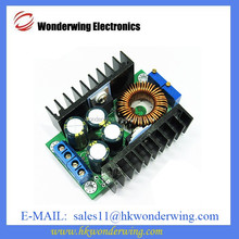 DC - DC power supply module 10A voltage adjustable constant pressure current power Step-down solar-powered LED driver module