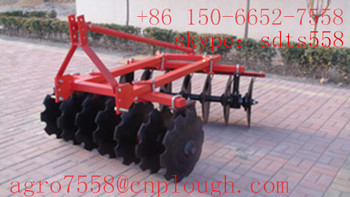 hot sale China Medium Duty Disc Harrow