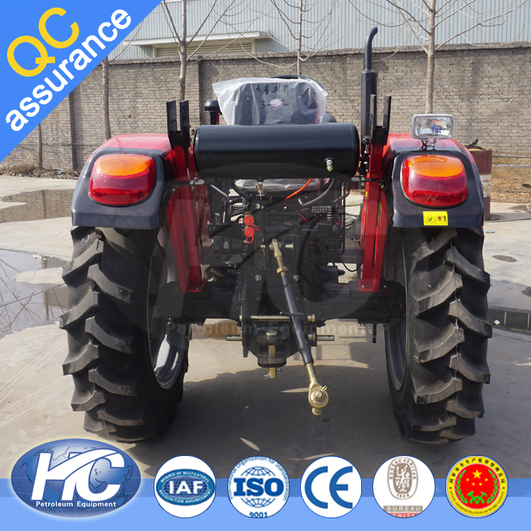 Factory Directly Supply Top Quality YTO 95HP Tractors Prices /Farm Tractor Export to India