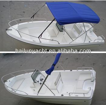 Rib500 small fiberglass fishing boat for sale buy for Small fishing boats for sale
