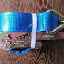 "1"" 2"" 3"" 25mm 50mm 75mm 3T 5T 10T Ratchet Tie Downs fasten strap from China Factory"